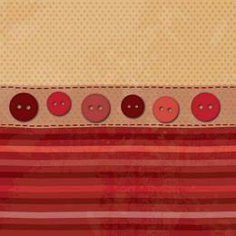 Textura de tecido com botões