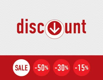 Sale Discount Signs Template