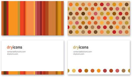 Marbles & Stripes Business Card