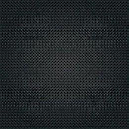 Microdots negro textura metalizada