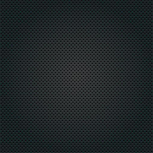 Black Microdots Metallic Texture Download Large Image 512x512px