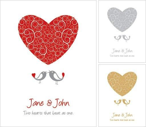 Funky wedding card template vector download funky wedding card template pronofoot35fo Gallery