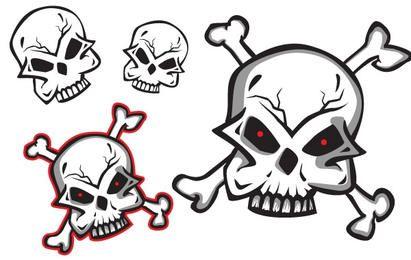Evil Skull Pack