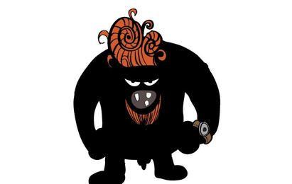 Monstruo Blackman