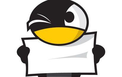 Pinguin in Tux