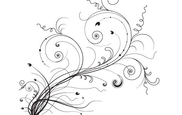 Adornos Florales 3
