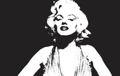 Marilyn Face