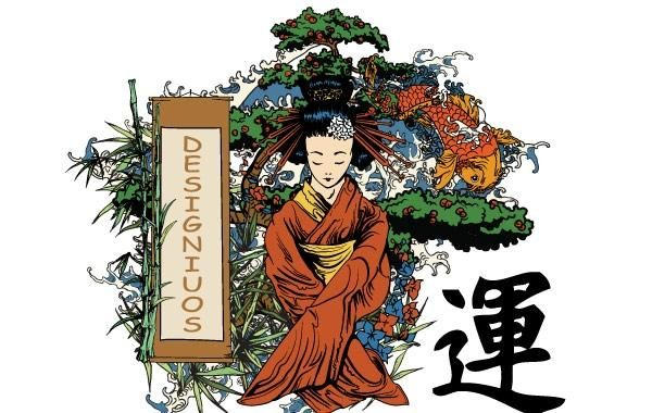 Diseño japonés