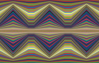 Fondo de pantalla de textura de arte de ondas sísmicas