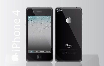 vector de iPhone