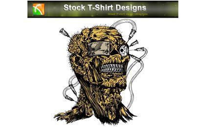 Free Vector T-shirt Designs - 02