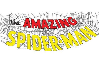 Masthead do ASM Spiderman