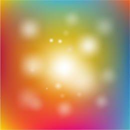 Fondo de malla brillante colorido abstracto