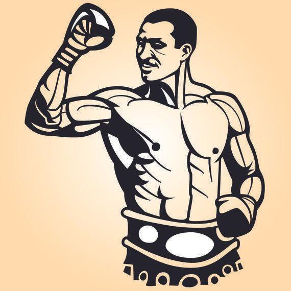 Sketchy Ukrainian Boxer Vladimir Klitschko