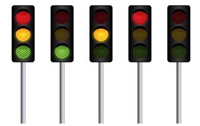 Vector semáforo
